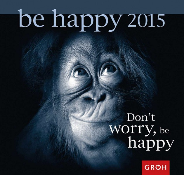 Kalender - Be Happy