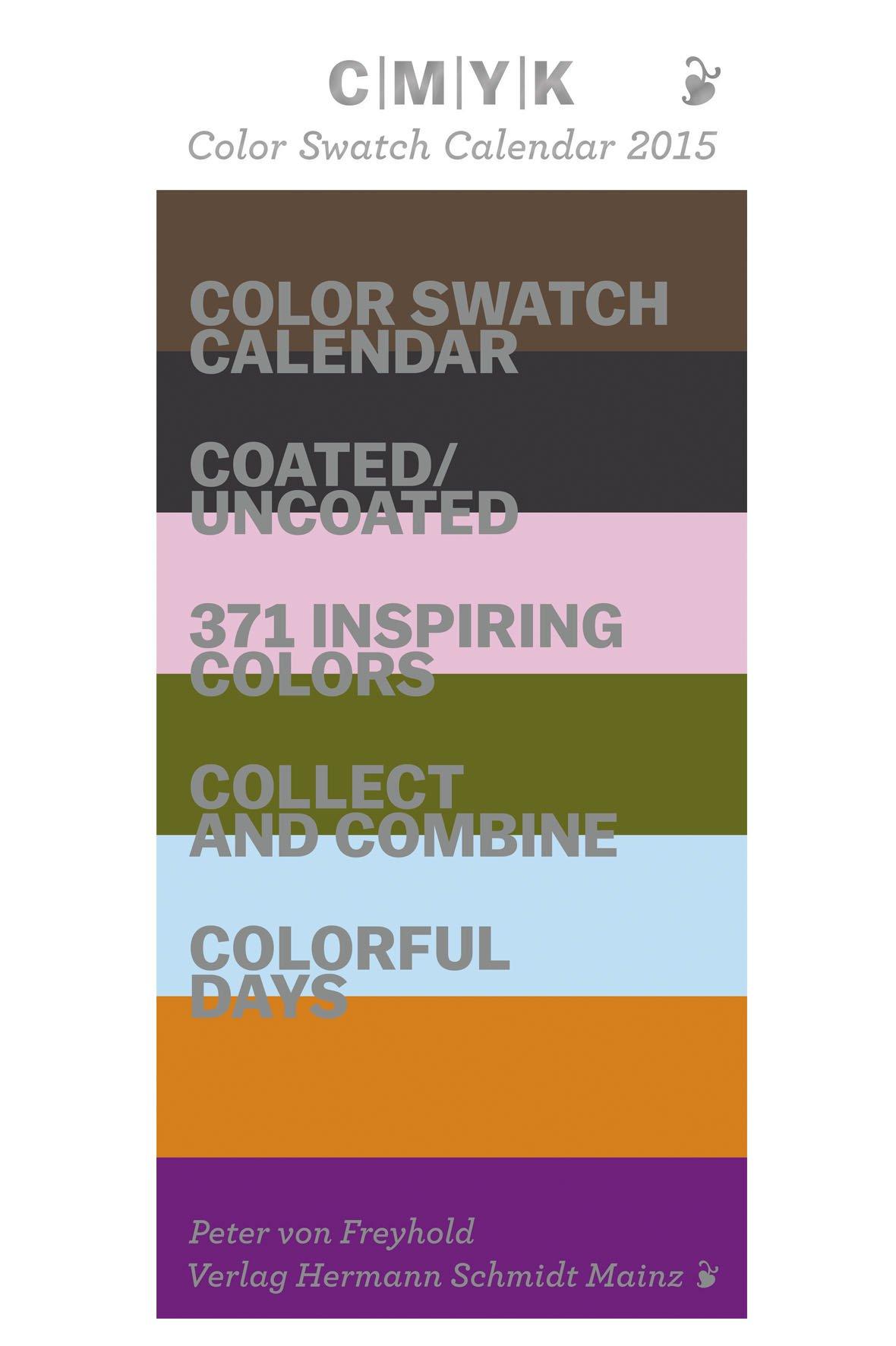Kalender - Color Swatch