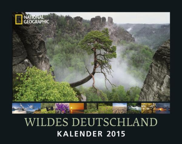 Kalender Wildes Deutschland