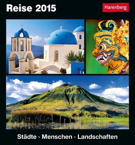 Kalender Reise und Kultur