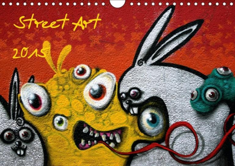 Kalender - Street Art