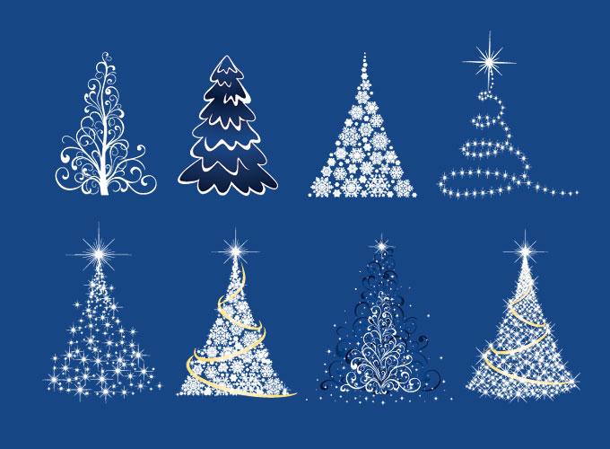 1-07 abstract-christmas-tree