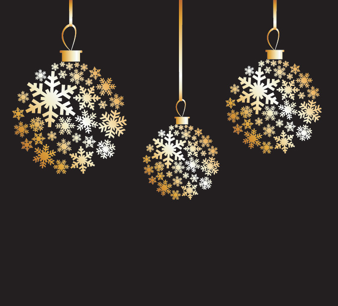 2-02 golden-christmas-balls